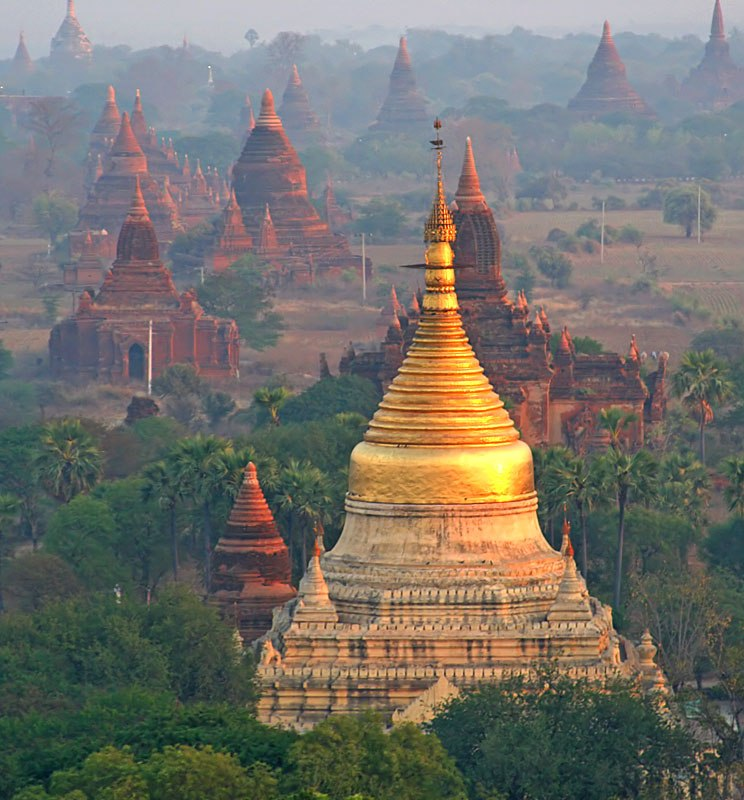 bagan birmanie photo